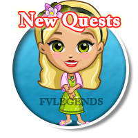 FarmVille Shopping Spree Quests Icon