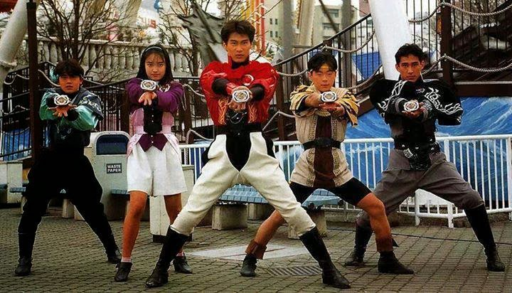 mighty morphin power rangers an introduction ranger