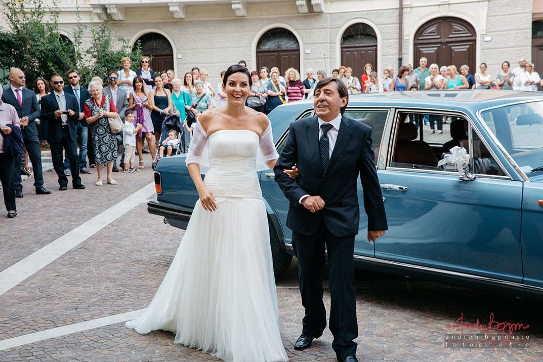 attivo sposa chiesa matrimonio