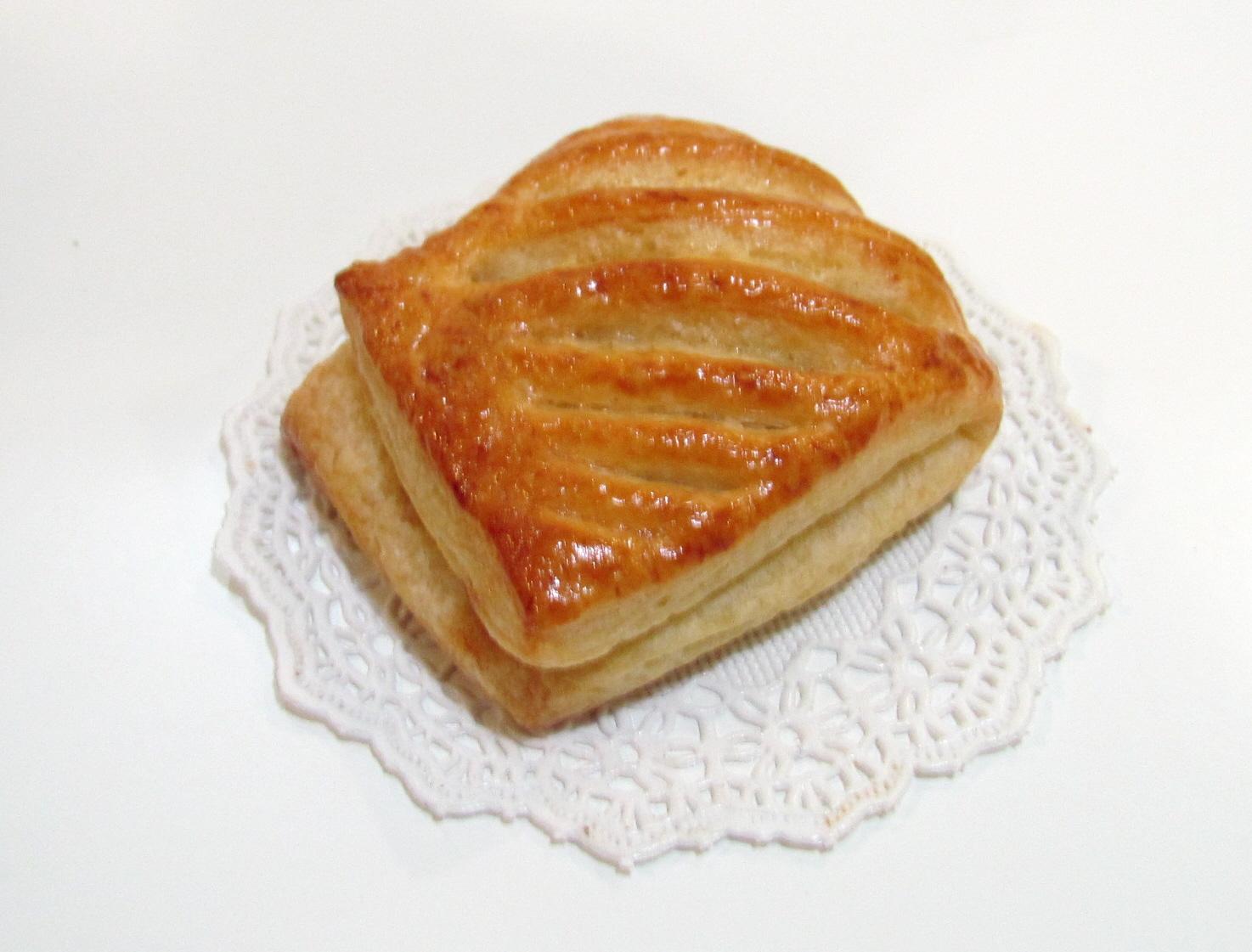 Как сделать булочки из слоеного теста с начинкой