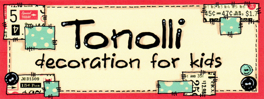 tonolli decorations for kids