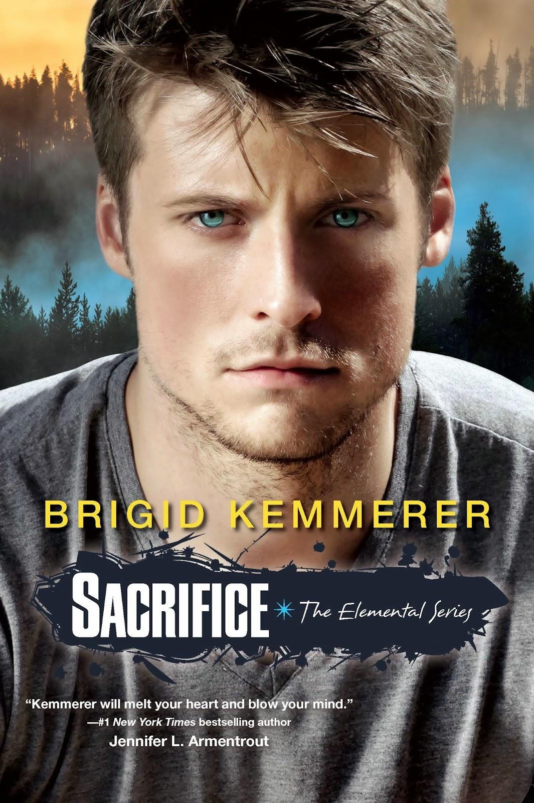 Cover Reveal: Sacrifice by Brigid Kemmerer