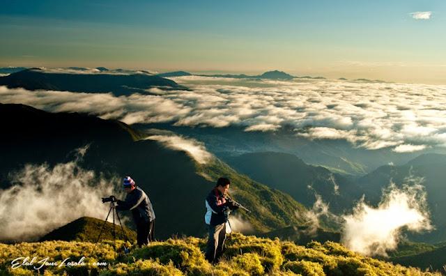 Mt Pulag, Kabayan, Benguet