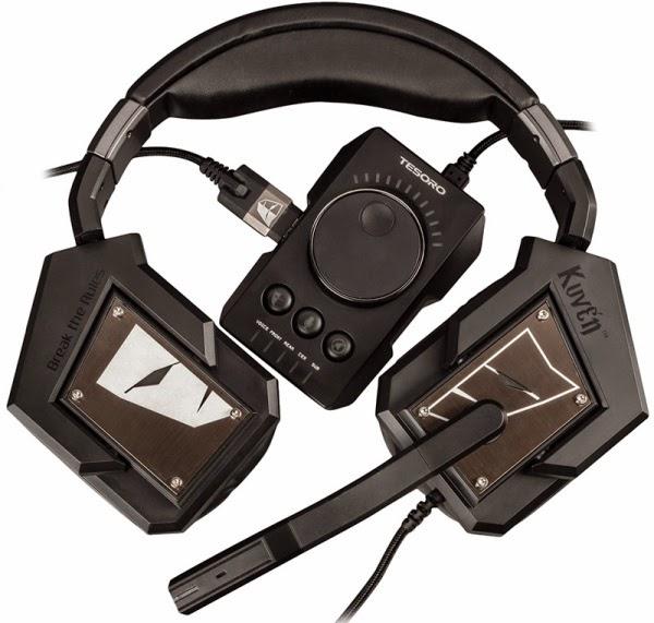 Tesoro Kuven Pro 5.1 Headset