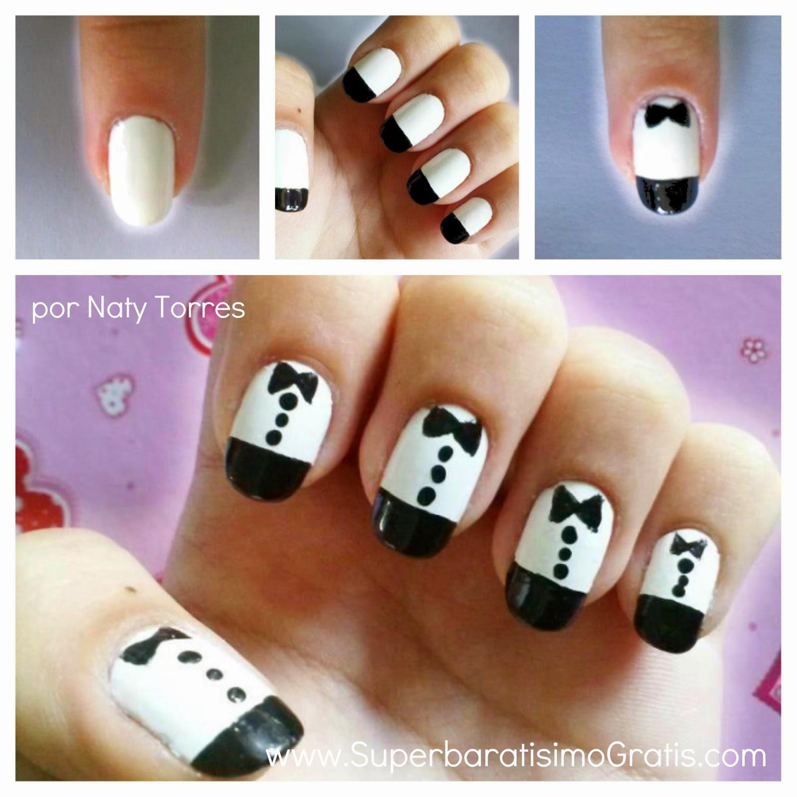 Fotos de uñas decoradas , en gel y acrilico