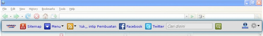 Free Download Infoinfo unik Toolbar