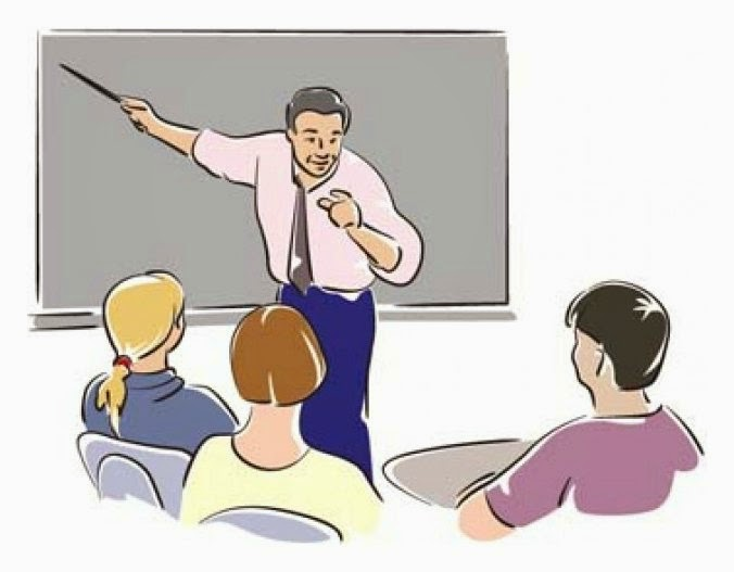 Chiste de profesores