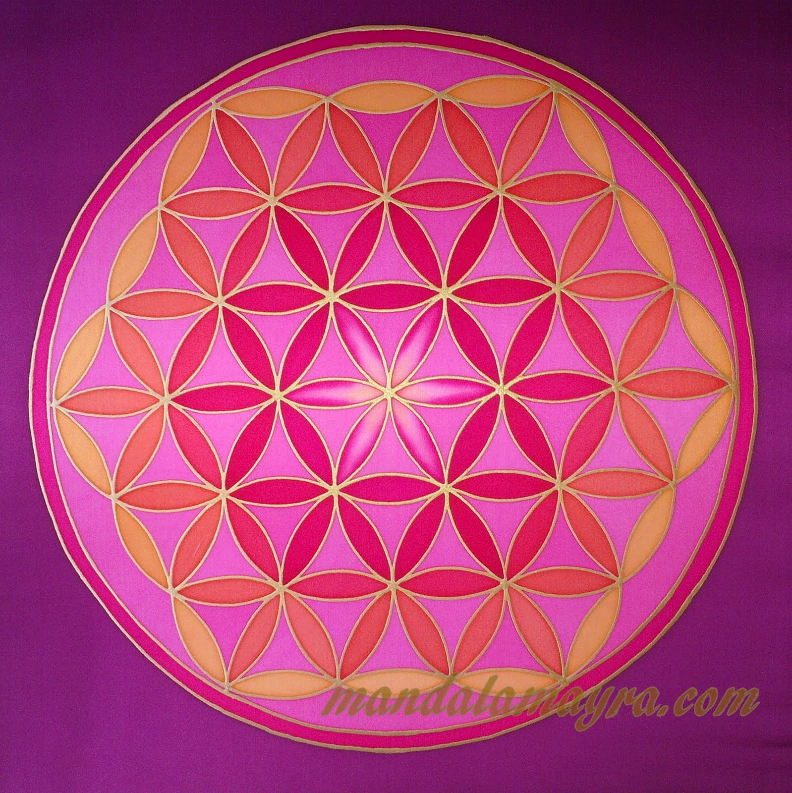 Mandala mayra significado de los colores - Colores para mandalas ...