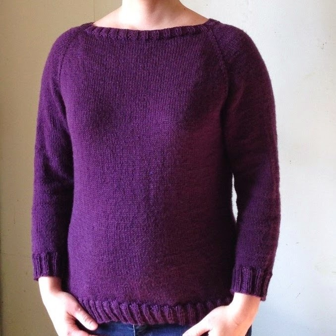 Sweater Knitting Pattern Generator : Introducing the Spiffy Raglan Sweater! ~ Spiffy Stitches