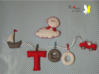 nombre-decorativo-fieltro-decoración-infantil-Teo