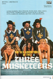 The Sex Adventures of the Three Musketeers 1971