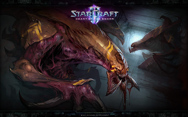 Hydralisk - StarCraft II : Heart of the Swarm
