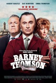 La Leyenda de Barney Thomson Poster