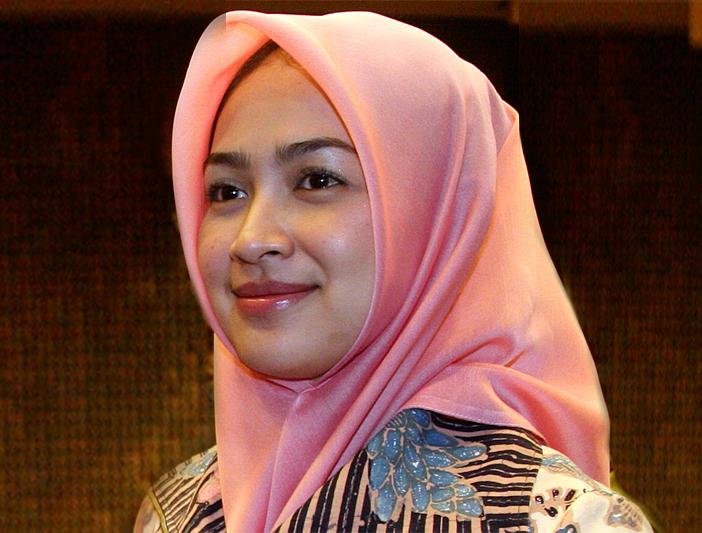 Airin Rachmy Diani - Walikota Tangerang Selatan