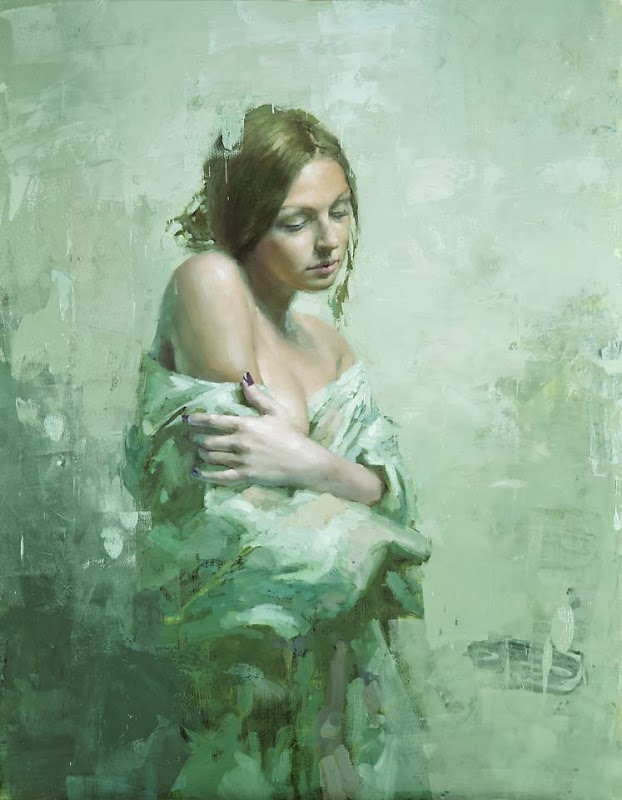 Jeremy Mann Jeremy+Mann+1979+-+American+Impressionist+painter+-Maher+Art+Gallery2