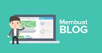 Cara Membuat Blog  Bagi Permula