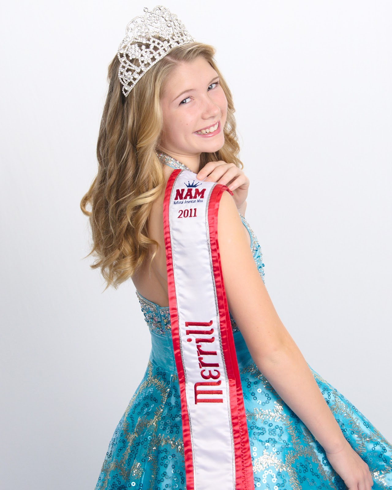 Merrill Diddy, Miss Iowa Pre-Teen, reflects on the year of a life-time