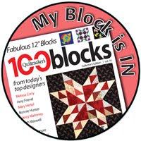 Quiltmaker's 100 Blocks, Vol. 16