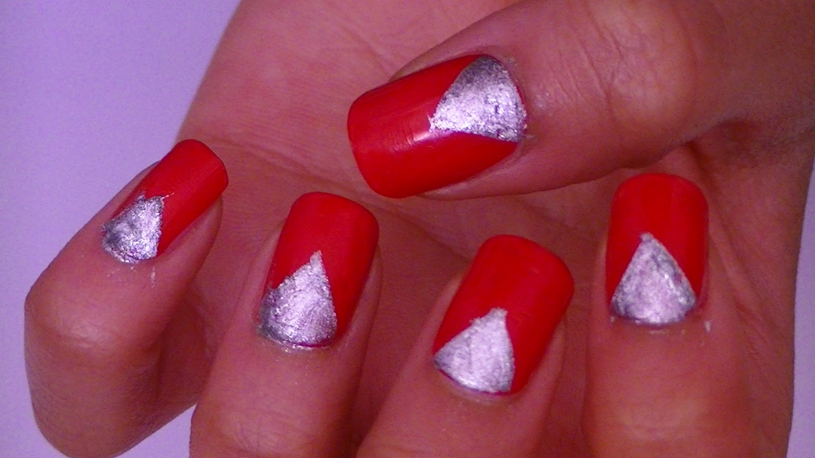 Nail Polish Reviews + Swatches!: Kylie Jenner Inspired Red and ...