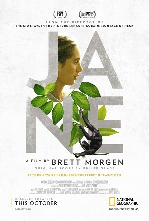 Jane - a Mãe dos Chimpanzés 720p Download torrent download capa