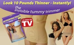 Beli Sabuk Pelangsing Tubuh Invisible Tummy Trimmer Asli Grosir Harga Murah