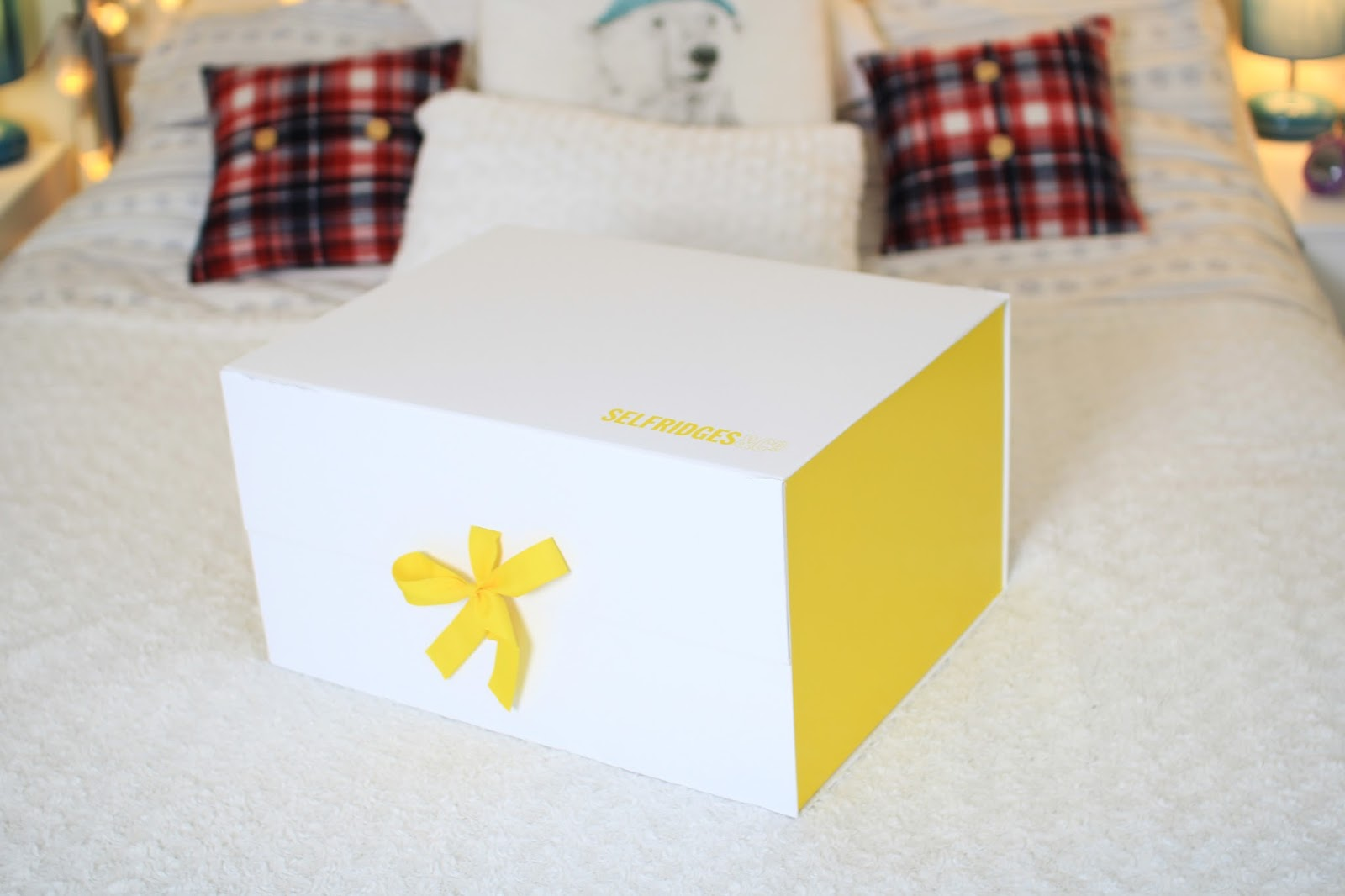 Personalised Christmas Gifts from Selfridges