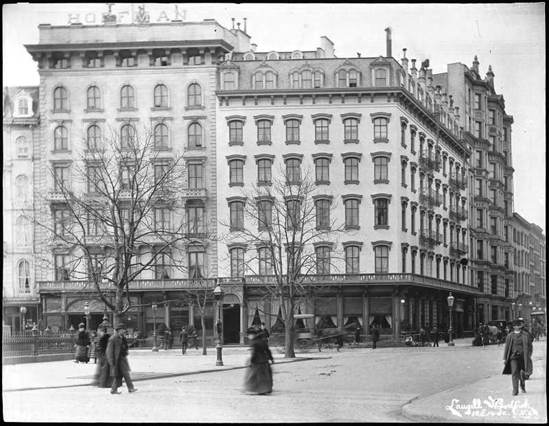 Daytonian in manhattan the lost hoffman house hotel for Broadway house
