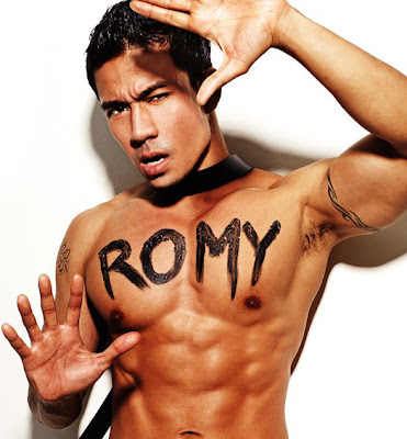 Rommy Fauzano Asian Hot Male Model