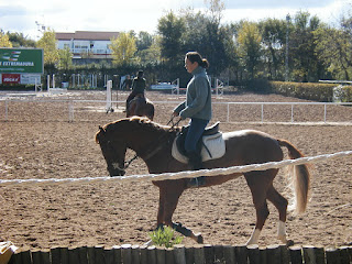 Showjumping in Spain