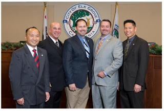 Ranking the Elk Grove City Council Members
