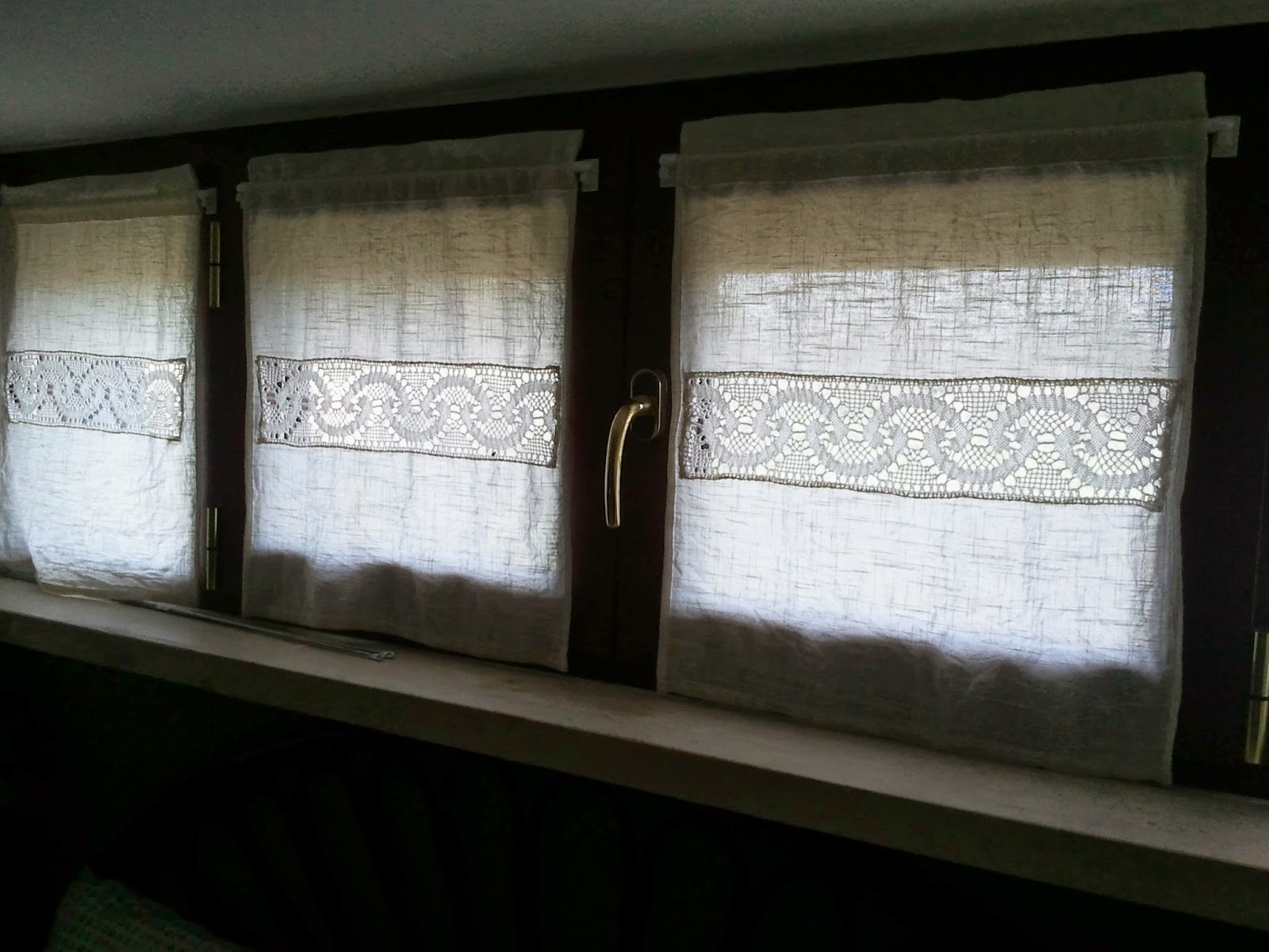Tende per finestre bagno beautiful finestra bagno villaggio baia