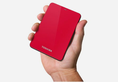 TB External Hard Disk (Toshiba Canvio Basics) Unboxing and Hands On