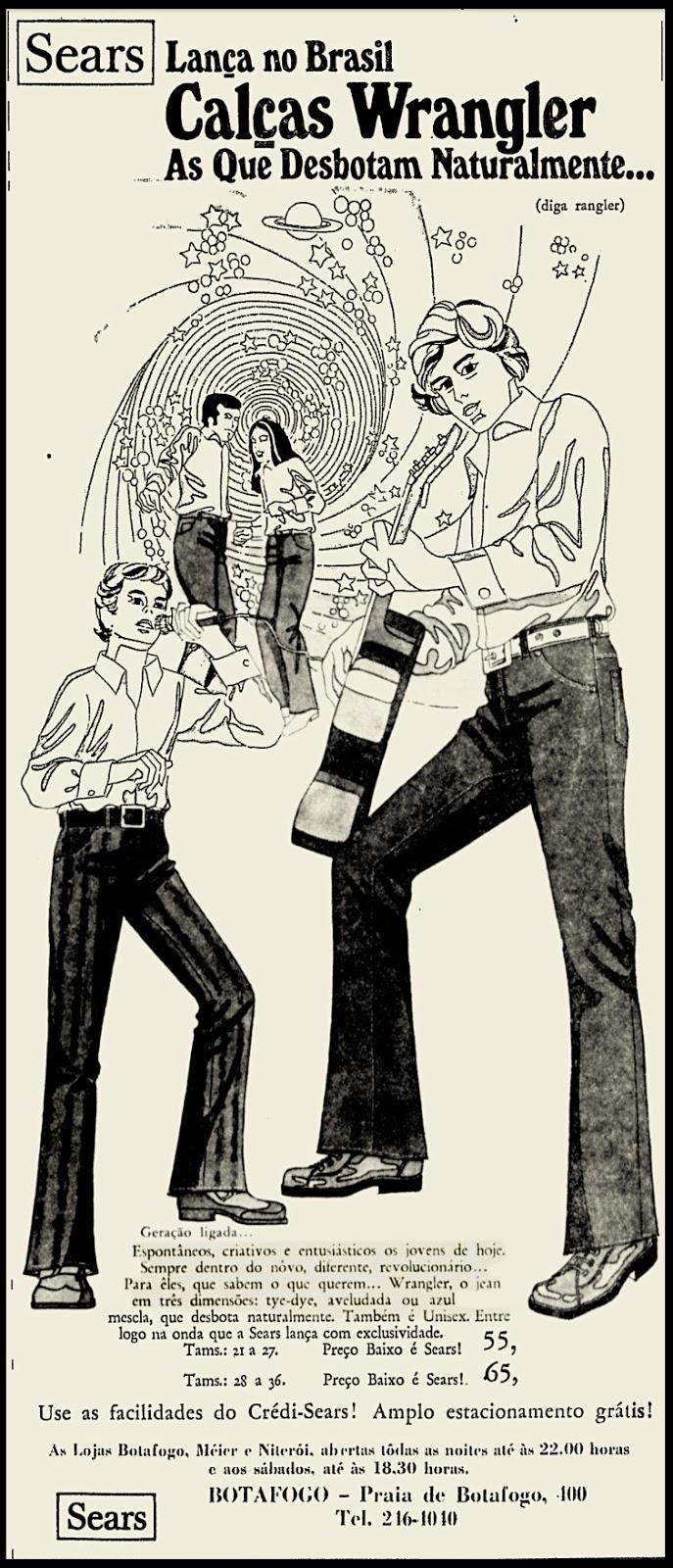 propaganda anos 70; história da década de 70; reclames anos 70; brazil in the 70s; Oswaldo Hernandez