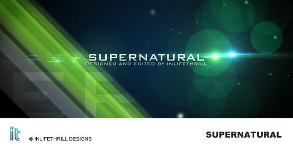 VideoHive Supernatural