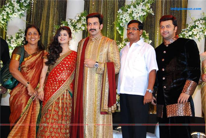 indrajith weddingIndrajith Poornima Marriage Photos