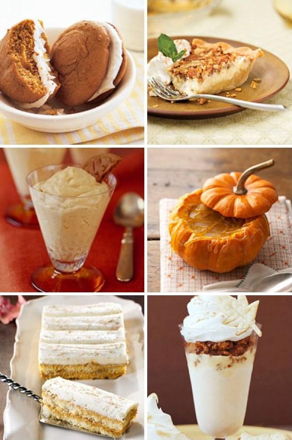 Autumn Graphics Picture Autumn Desserts