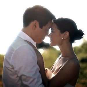 Richard Poon and Maricar Reyes wedding