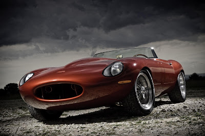 2011-Eagle-Jaguar-E-Type-Speedster-Lightweight-Front-Angle