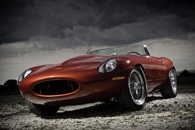 2011-Eagle-Jaguar-E-Type-Speedster-Lightweight-Front-Angle
