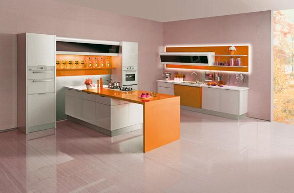 Revista crear ambientes espacios vers tiles for Cocinas practicas y funcionales