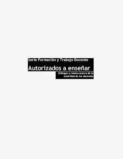 AUTORIZADOS A ENSEÑAR