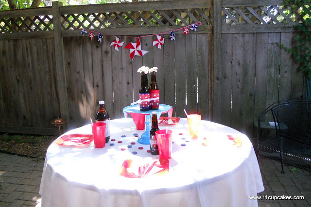 4th of July Red, White, & Root Beer Party