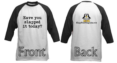 Front and Back view of a cool STP jersey