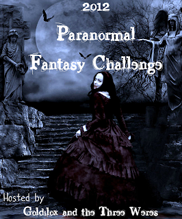 Paranormal Fantasy reading Challenge.