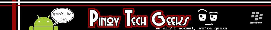 Pinoy Tech Geeks