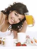 Low carbohydrate breakfast menu