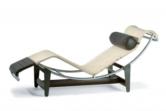 A history of graphic design chapter 22 pioneers of the for B306 chaise longue