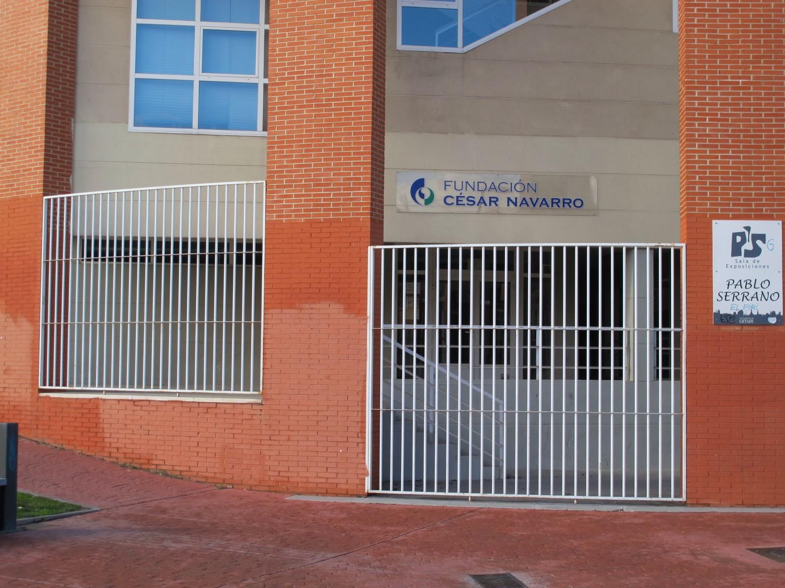 Nuestra sede en Getafe
