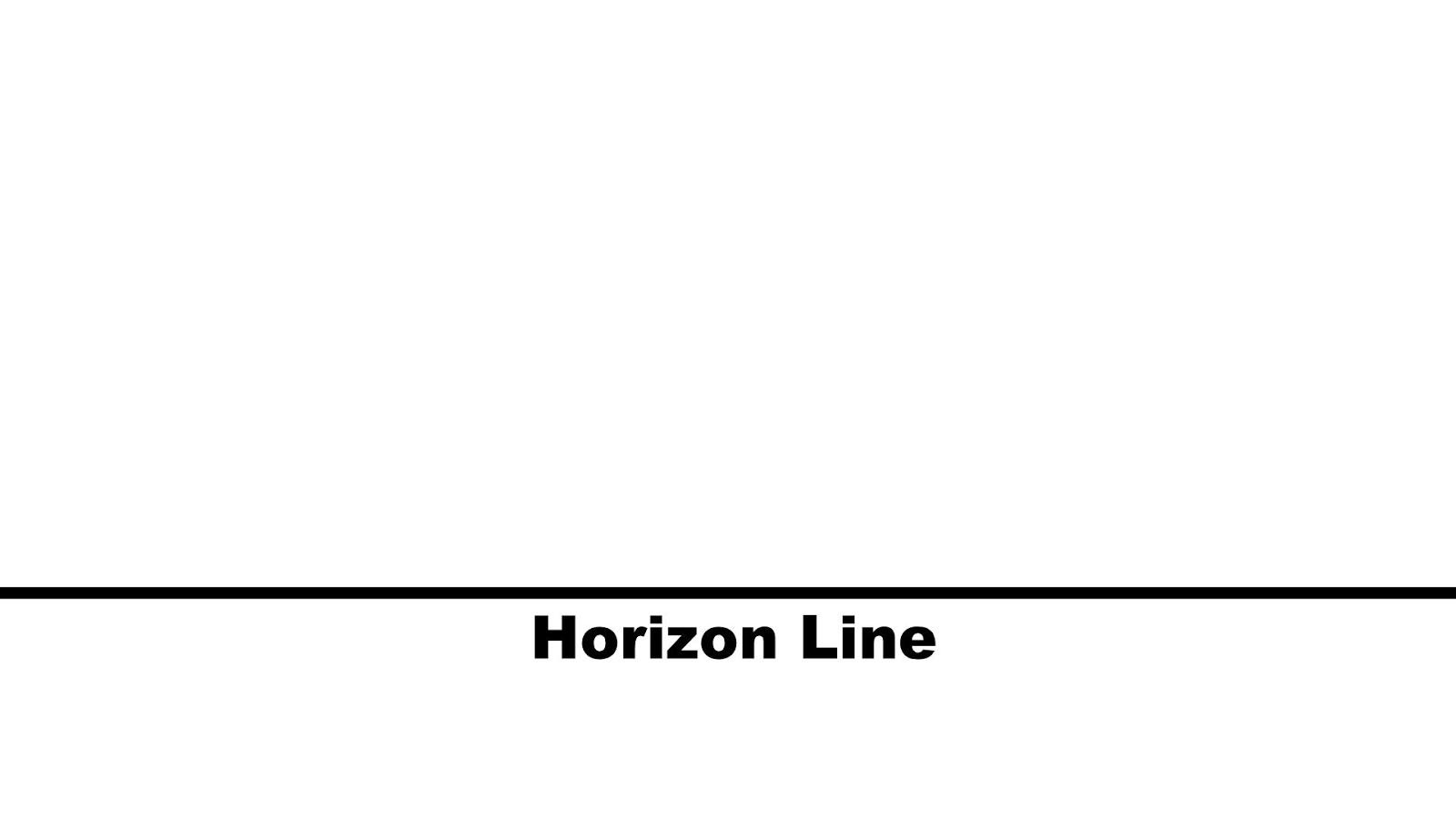 Horizon Line Art Definition : Animateducated september