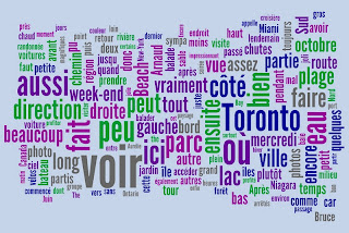 Wordle: Canadian experience